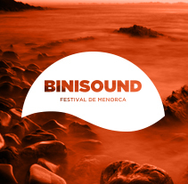 Binisound Festival. A Art Direction, Br, ing, Identit, and Graphic Design project by Nardo Ferrer Torres         - 30.04.2014