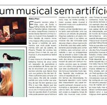 Artículo sobre el musical Once, en Londres. Un proyecto de Escritura de Rebeca  Plaza López         - 05.07.2013
