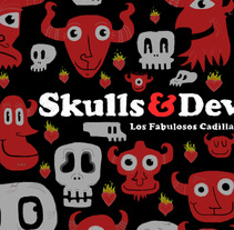 Calaveras y Diablitos. A Design&Illustration project by Ceskus . - Sep 29 2014 12:00 AM