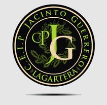 Logotipo Jacinto Guerrero de Lagartera. A Graphic Design project by Alberto Vázquez         - 30.09.2014