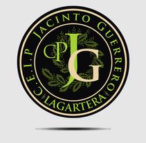 Logotipo Jacinto Guerrero de Lagartera. Um projeto de Design gráfico de Alberto Vázquez         - 30.09.2014