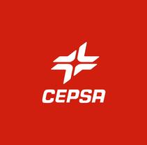 CEPSA Trazos. A Motion Graphics, and Animation project by David Escribano Albéniz         - 04.09.2014