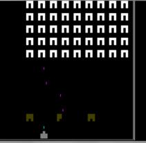 Space Invader. Um projeto de Design de jogos de Luciano De Liberato         - 12.10.2014