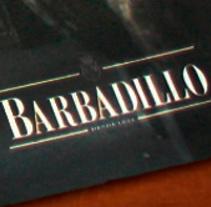 Museo Barbadillo de la Manzanilla. A Graphic Design project by Pablo Caravaca         - 14.10.2005