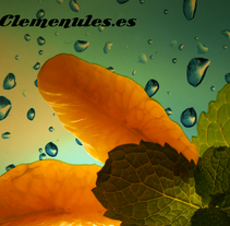 Clemenules.es wallpapers. A Illustration, Photograph, and Graphic Design project by Vicent casabó escrig - 14-10-2014