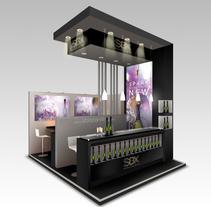 SBX / STAND. Um projeto de Design de móveis de Chang Hyon Lee         - 17.10.2014