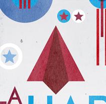 La Habana Poster. Un proyecto de Diseño gráfico de sergi nadal  - 19-10-2014