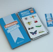 The Thinking Lab / Cambridge University Press. Um projeto de Design, Publicidade, Direção de arte, Design editorial, Educação e Design gráfico de Mapi Bg         - 21.10.2014