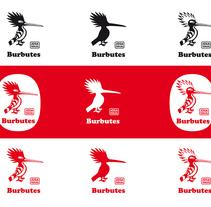 Logotipo Burbutes . Un proyecto de Diseño gráfico de César Calavera Opi - 21-10-2014