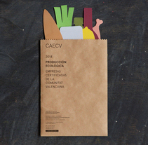CAECV. Un proyecto de Diseño editorial, Diseño gráfico y Diseño de la información de Andrés Guerrero - 14-02-2014