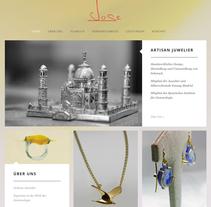 Web Jose Artesano. A Crafts, Jewelr, and Design project by joannabv - Jan 29 2013 12:00 AM
