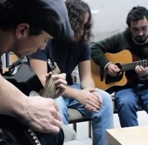 La cafetería de Blas (Momentos musicales). Um projeto de Cinema, Vídeo e TV de Tamara Ocaña         - 04.03.2013