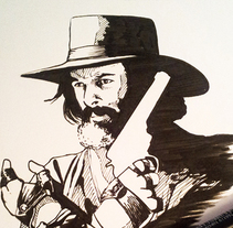 Inktober 2014. A Illustration project by Imanol Etxeberria - 31-10-2014