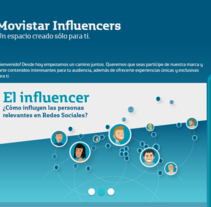 Influencers. A Br, ing, Identit, and Web Development project by Fernando Morales Roselló          - 03.11.2014