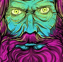 Warriors. Un proyecto de Ilustración, Diseño de personajes y Diseño gráfico de Guillem Bosch Ramos         - 03.11.2014