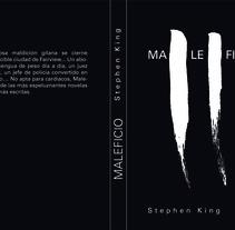 Rediseño portada. A Editorial Design project by Marta Lopez         - 06.11.2014