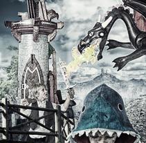 Dragones. A Photograph project by Daniel Gutiérrez Pérez         - 18.12.2014
