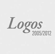 Logos 2005-2012. Un proyecto de Br, ing e Identidad y Diseño gráfico de Baptiste Pons         - 17.12.2014