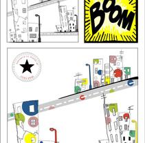 Gráficas de estudiante.  Converse. Um projeto de Publicidade e Design gráfico de Esther Herrero Carbonell         - 17.05.2010