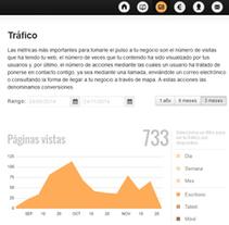 Mockup Web. Un proyecto de Diseño, UI / UX y Diseño Web de Alfredo Moya - 18-12-2014
