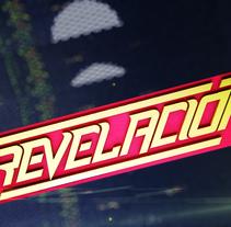 Revelación TV.. Um projeto de Design, Motion Graphics e Cinema, Vídeo e TV de Daniel  - 23-12-2014