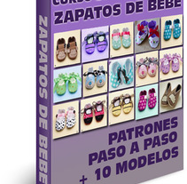 Curso Fabricacion Zapatos Bebe. A Shoe Design project by info - 26-12-2014