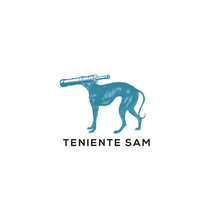 Identidad Teniente Sam. A Design, Illustration, Br, ing, Identit, and Graphic Design project by Sr. García  - Dec 29 2014 12:00 AM