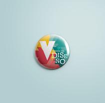 LOGOTIPO SEMANA DEL DISEÑO 'ESCUELA DE ARTE ALMERIA'. A Design, Br, ing, Identit, Events, Fine Art, Graphic Design&Interior Design project by Carlos Matilla - 01-01-2015