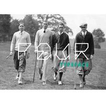 FOUR / Typeface. Un proyecto de Diseño editorial, Diseño gráfico, Tipografía y Caligrafía de José Luis López Aybar - 11-01-2015