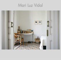Mari Luz Vidal. Un proyecto de Diseño, Diseño editorial y Diseño gráfico de TGA +  - 08-11-2014
