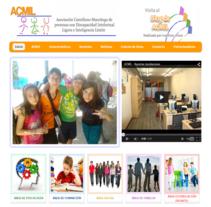 Asociación ACMIL. Un proyecto de Informática, Educación, Diseño Web y Desarrollo Web de ALEJANDRO GIL GONZALEZ - 09-05-2013