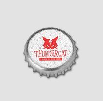 Thundercat. Um projeto de Design, Ilustração, Br e ing e Identidade de Ms. Barrons         - 09.02.2015