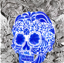 Afiche/Ilustración 2012_2013_2014. A Illustration project by Jesús Hernández - 10-02-2015