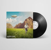 Berri Txarrak Album Art. A Illustration, Graphic Design, Packaging, and Collage project by Joseba Elorza - Feb 13 2015 12:00 AM