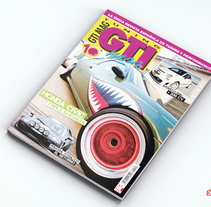 GTI Mag. A Editorial Design project by Domingo Melero Pérez         - 14.02.2015