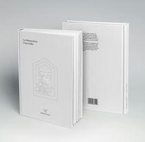 Diseño de sobrecubierta de libro. A Illustration, Editorial Design, and Graphic Design project by Inmaculada Jiménez         - 16.02.2015