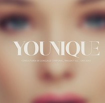 Younique. A Br, ing, Identit, Graphic Design, and Web Design project by Crisiscreativa  - 19-12-2013