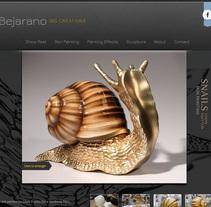 Diseño web, retoque fotográfico.. Un proyecto de Consultoría creativa, Diseño gráfico, Diseño Web y Retoque digital de Carbhouxine Creative design         - 24.02.2015