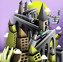 Ilustración vectorial. Un proyecto de Ilustración de jaume osman granda - Lunes, 23 de febrero de 2015 00:00:00 +0100