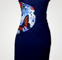 Diseños para moda. A Design, Br, ing, Identit, Costume Design, Fashion, and Fine Art project by Nicolas Morales Arregui - 28-02-2015