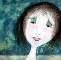 Ilustración . Um projeto de Ilustração de Maria Alcaraz         - 03.03.2015