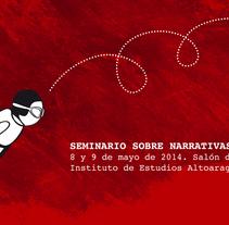 narrativas del riesgo. A Graphic Design project by Marta Ester         - 30.04.2014