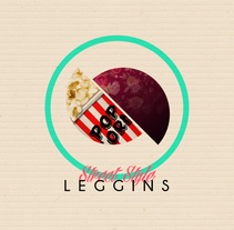 LEGGINS STREET STYLE . A Photograph, Fashion, and Graphic Design project by Diego Jzo - 05-03-2015