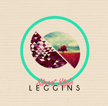 LEGGINS STREET STYLE. A Photograph, Fashion, and Graphic Design project by Diego Jzo         - 05.03.2015