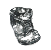 Zapatos perdidos. Um projeto de Ilustração de Olga Valeeva - 24-03-2014