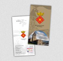 Ajuntament de Guils de la Cerdanya. Un proyecto de Diseño, Fotografía, Diseño editorial y Diseño de la información de José Ramón Viza         - 09.03.2015