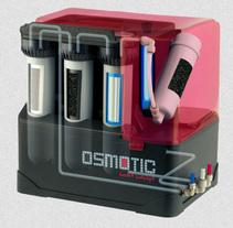 Osmotic. Un proyecto de Fotografía, 3D y Diseño gráfico de José Ramón Viza         - 09.03.2015