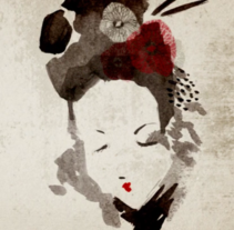Inspirado en Japón. A Animation, Art Direction, and Video project by Guzk         - 23.12.2012