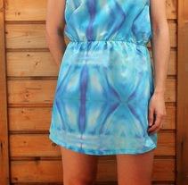 Colección mini dresses. A Costume Design project by PAZ GARCIA RODRIGUEZ         - 16.03.2015