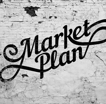 Bilbao Market Plan logo. A Art Direction, Br, ing, Identit, Editorial Design, and Graphic Design project by DMcreatividad          - 26.03.2015